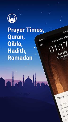 Athan Pro - Azan & Prayer Times & Qibla 3.1.1 Screenshots 17