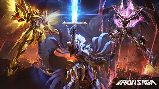 Iron Saga u2013 Epic Robot Battler Apkfinish screenshots 19