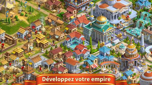 Télécharger Gratuit Rise of the Roman Empire: Gestion et Stratégie APK MOD (Astuce) screenshots 1