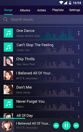 Music player  Screenshots 22