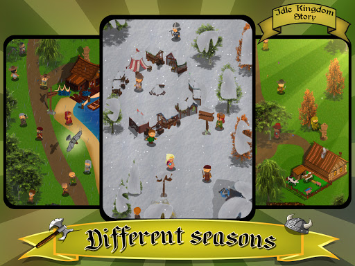Idle Kingdom Story: Medieval Tycoon Clicker 1.1.8 screenshots 15