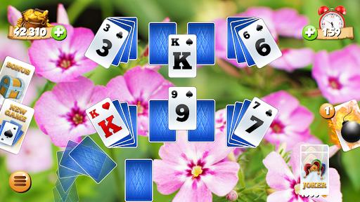 Solitaire TriPeaks Free Card Games  screenshots 4