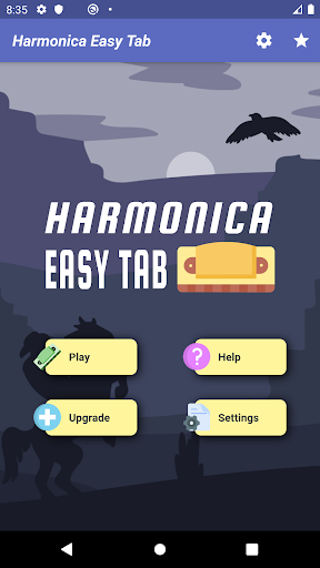 harmonica easy tab screenshot 1