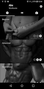 Six Pack in 30 Days. Abs Home Workout
