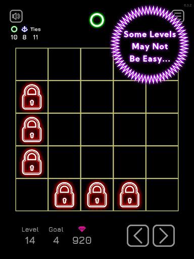 Tic Tac Toe NeO - Puzzle Game  screenshots 2
