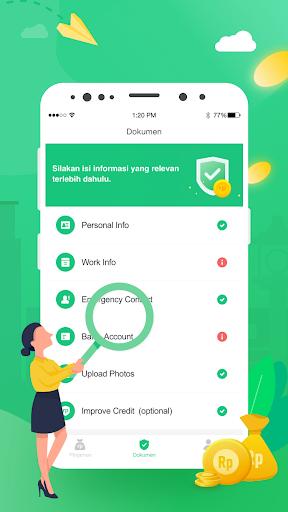 Indo Cash apk aplikasi pinjol cepat cair terbaru hanya dengan ktp