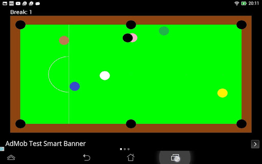 snooker - impossibreak screenshot 3