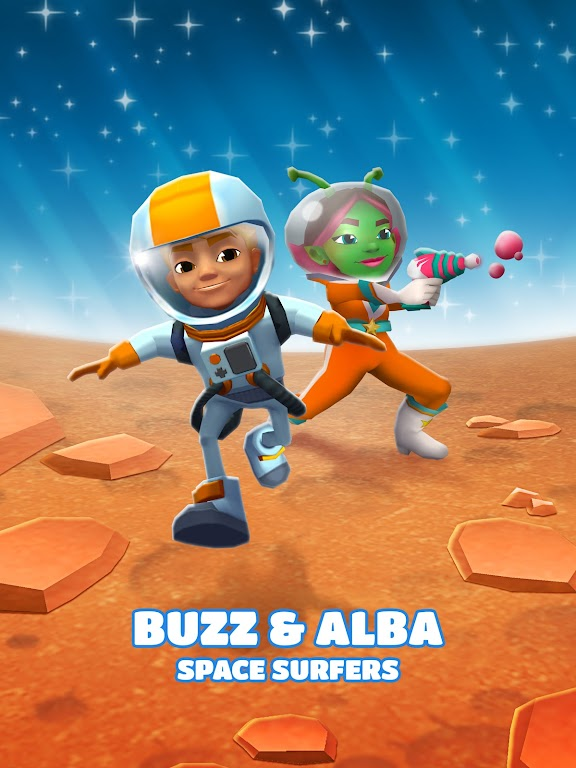 Subway Surfers poster 12