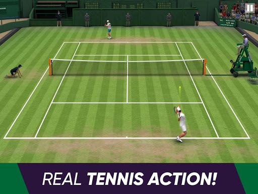 Tennis World Open 2021: Ultimate 3D Sports Games 1.0.78 screenshots 1