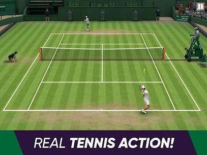 Tennis World Open 2021: Ultimate 3D Sports Games Mod Apk 1.1.90 (Mod Money) 1