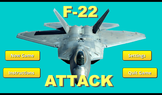 F-22 Stealth Attack Fighter Jet Game Hack & Cheats 1