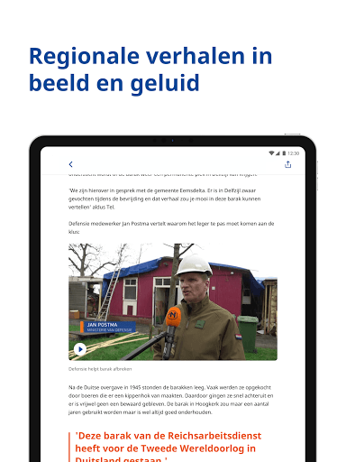 RTV Noord  screenshots 8