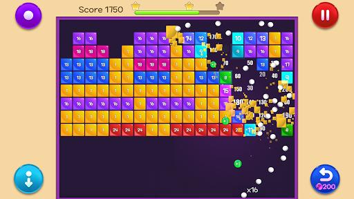 Jewel Bricks Breaker - Legend Balls 1.0.5 screenshots 1