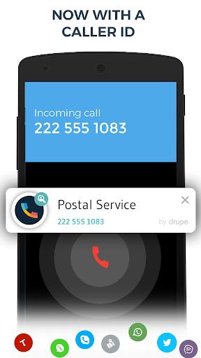 Contacts, Phone Dialer & Caller ID: drupe apktram screenshots 3