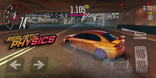Drift X Ultra - World's Best Drift Drivers Apkfinish screenshots 3