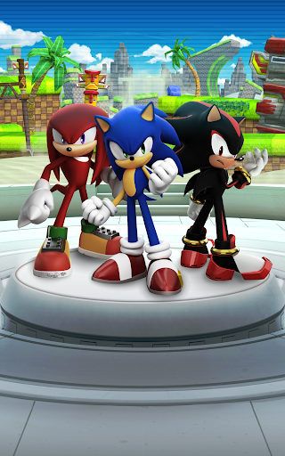 Sonic Forces u2013 Multiplayer Racing & Battle Game  screenshots 11
