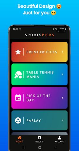 SPORTSNERD : Free Picks and Predictions  screenshots 2