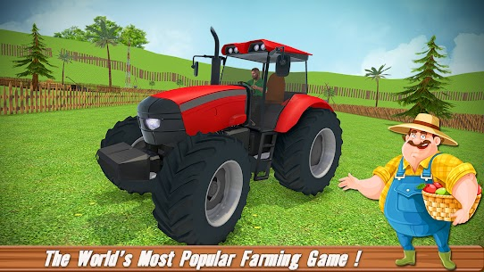Free US farming Games New Tractor Driving Games 2021 4