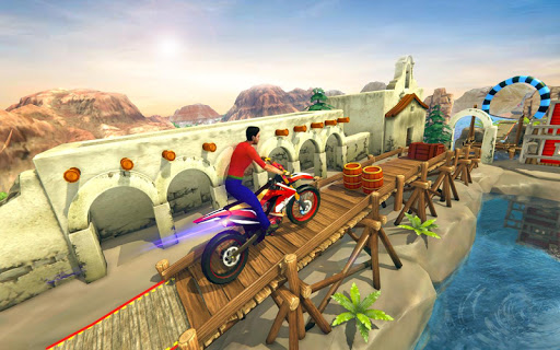 Impossible Bike Track Stunt Games 2021: Free Games 2.0.02 screenshots 7