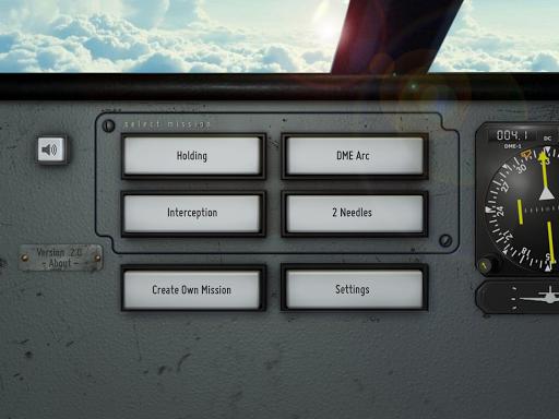 VOR Tracker - IFR Trainer Navigation Simulator Pro  screenshots 6