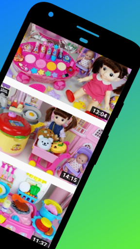 New Cooking Toys Collection Videos 6.0 Screenshots 2
