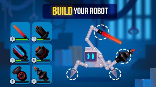 Robotics [Mod] Apk - Huấn luyện viên robot