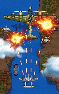 1945 Air Force Mod Apk (Unlimited Money) 9