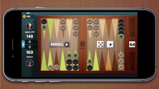 Backgammon - Offline Free Board Games 1.0.1 Screenshots 7