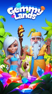 Gemmy Lands: New Match 3 Games 2021 to Crush Gems 11.41 Screenshots 16