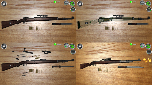 Weapon stripping NoAds 73.354 screenshots 21
