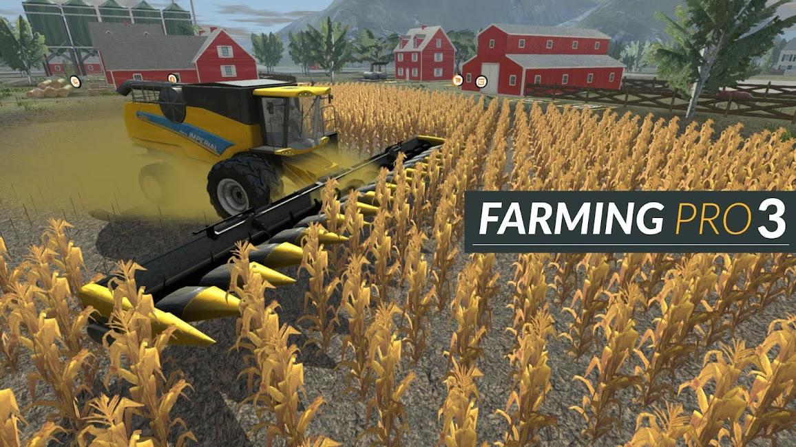 Farming PRO 3 Multiplayer Gift Code 1.2 1
