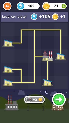 Powerline - Logic Puzzles Free 1.32 screenshots 2