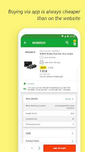 Buycarparts: auto spares, car parts, oil, tyres 2.0.0 Screenshots 4