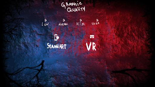 the trap: vr cardboard  horror game screenshot 1