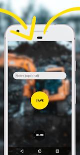 SurveyCam - Timestamp Camera for professionals