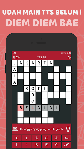 Tts Pintar 2020 Teka Teki Silang Offline Overview Google Play Store Indonesia