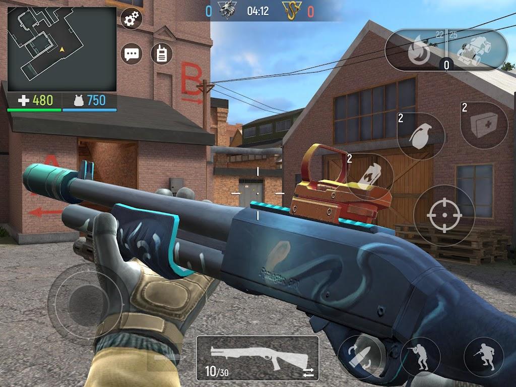 Modern Ops - Gun Shooting Games FPS poster 10