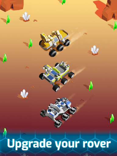 Space Rover: Idle planet mining tycoon simulator  screenshots 14