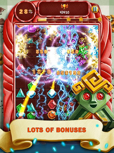 Doodle Jewels Match 3 1.1.5 screenshots 11