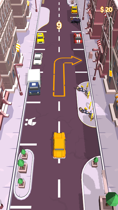 Drive and Park Android App Screenshot
