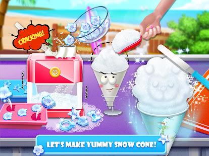 Snow Cone Maker - Frozen Foods 2.2.0.0 Screenshots 6