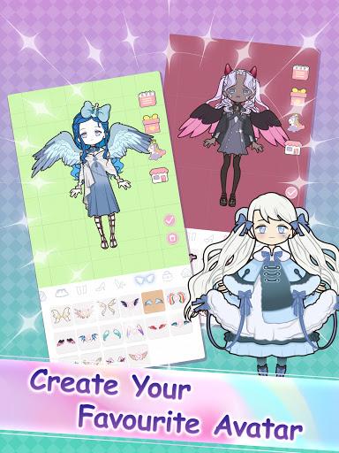Vivi Styling - Dress Up Games apktreat screenshots 2