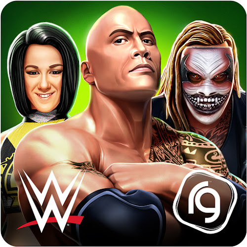 WWE Mayhem  (mod Money) 1.44.129
