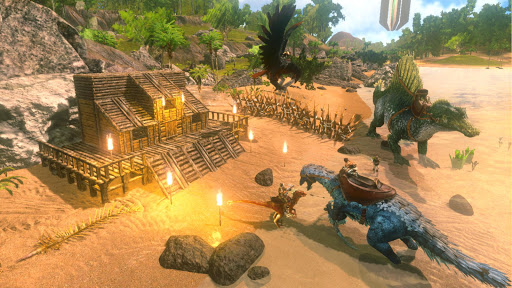 Code Triche ARK: Survival Evolved APK MOD (Astuce) screenshots 1
