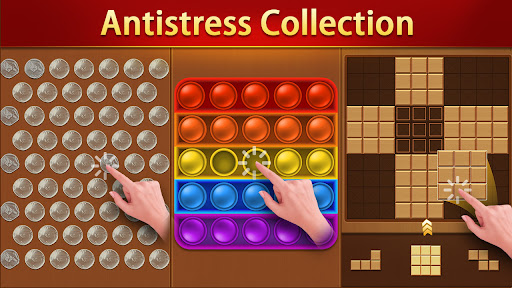 Puzzle Game Collection&Antistress 2.5 screenshots 3
