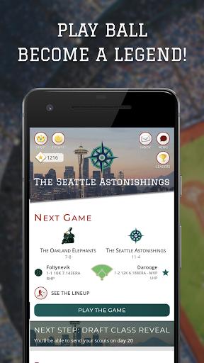 Astonishing Baseball 21 - GM Simulator Game 1.31 screenshots 1