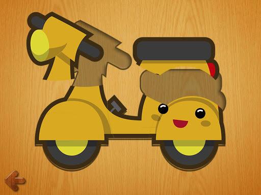 Jigsaw wooden puzzles for kids 3.3 screenshots 4
