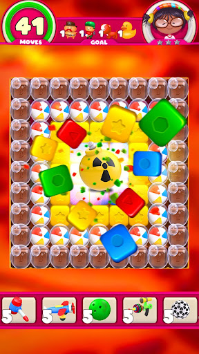 Toy Box Story Party Time - Free Puzzle Drop Game! screenshots 5