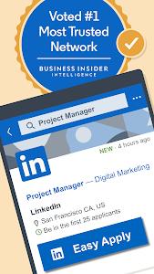 LinkedIn: Jobs, Business News & Social Networking 4.1.614 beta