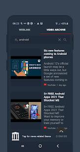 Weblink 603 screenshots 2